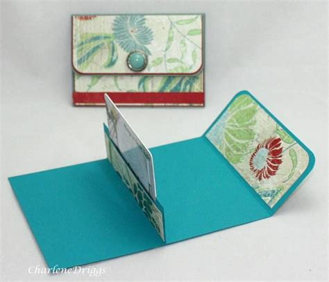 how to make card holder 123 best gift card holders images on gift card