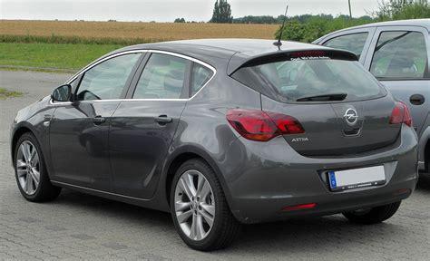 Opel Astra J by Archivo Opel Astra J Rear 1 20100725 Jpg La