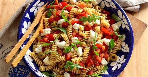 recette salade de p 226 tes comme en italie en pas 224 pas