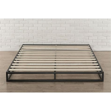 high size bed frame bed low profile platform bed frame home interior design