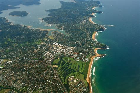 northern beaches list of central coast new south wales suburbs