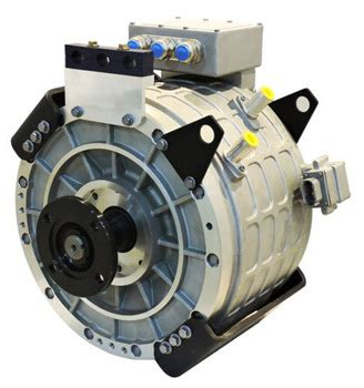 Automotive Electric Motor by High Torque 50hp 300hp Electric E Vehicle Ev Ac