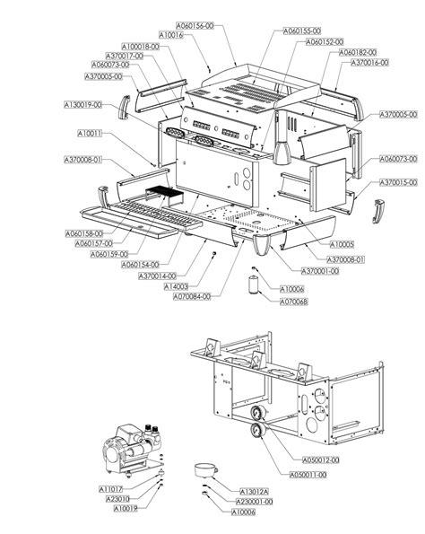 Cuisinart Coffee Maker Diagram Dishwasher Diagram ~ Elsavadorla