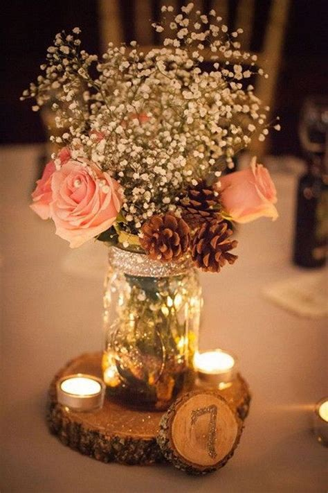 diy wedding centerpieces with jars 25 best ideas about jar centerpieces on