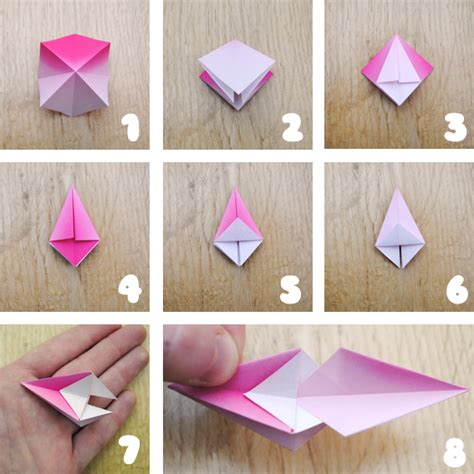 Origami Hanging Decorations Craft Ideas Lan Anh