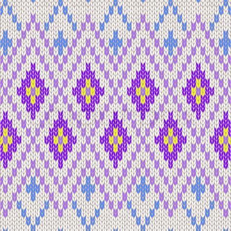 Home Textile Design Jobs 8174295 seamless pattern knit woolen trendy ornament