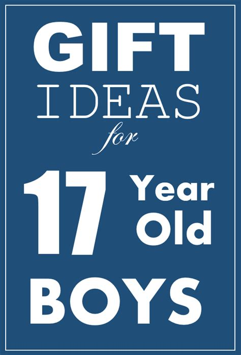 16 year boy gifts best gift ideas for 17 18 year boys gift