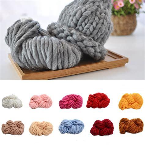 yarn in knitting 2016 thick yarn for knitting threads knit scarf soft