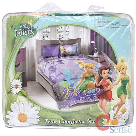 tinkerbell comforter set disney tinkerbell fairies bedding comforter set 3pc