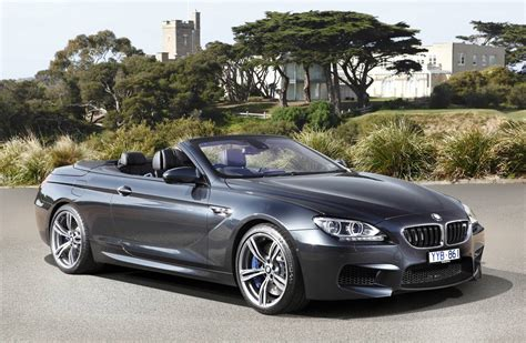 2013 Bmw M6 by 2013 Bmw M6 Convertible 2 Forcegt
