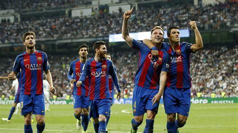 fc barcelona league highlights real madrid 2 3 fc barcelona fc barcelona