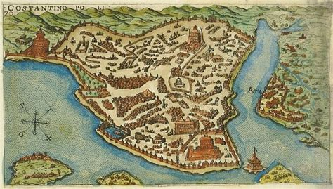 ottoman turks 1453 constantinople hellenic foundation for culture