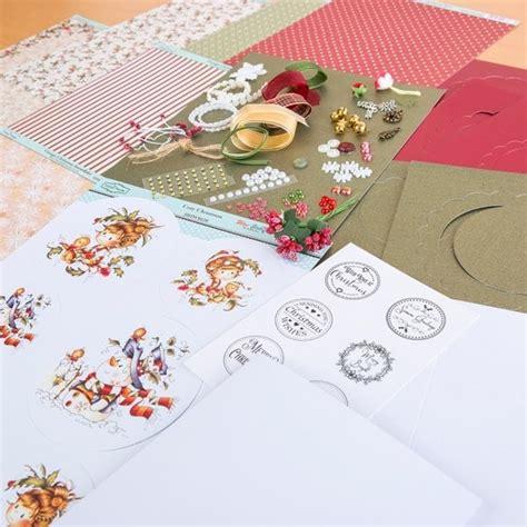 card kits uk the hobby house cosy card kit uk