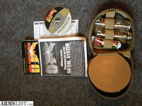 50 Bmg Cleaning Kit by Armslist For Sale Trade Otis 50 Bmg Cleaning Kit