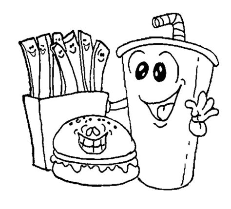 pictures to coloring book food coloring pages bestofcoloring