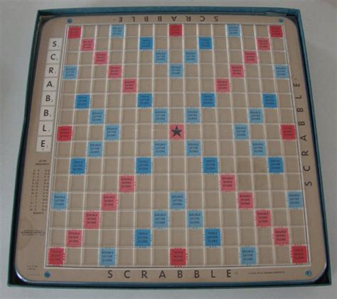 selchow righter scrabble vintage 1976 selchow righter scrabble deluxe
