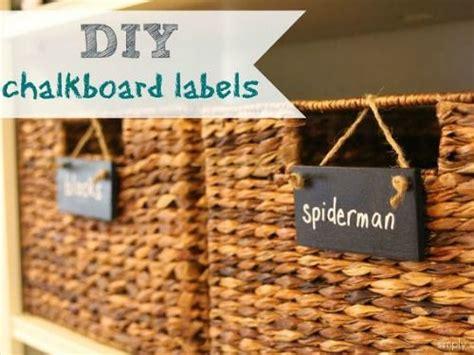 diy chalkboard labels for baskets 76 best organization playroom images on
