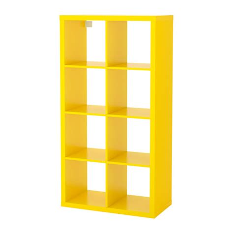 South Shore Bedroom Furniture by Kallax Shelf Unit Yellow Ikea