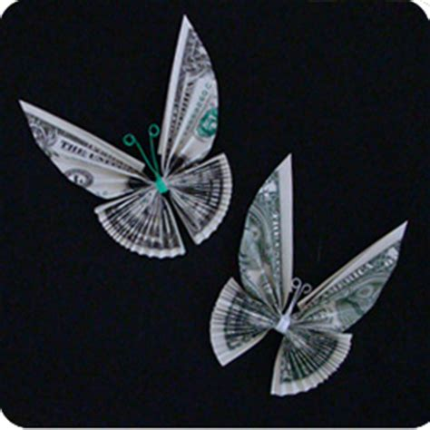 money origami butterfly money twist tie butterfly make origami