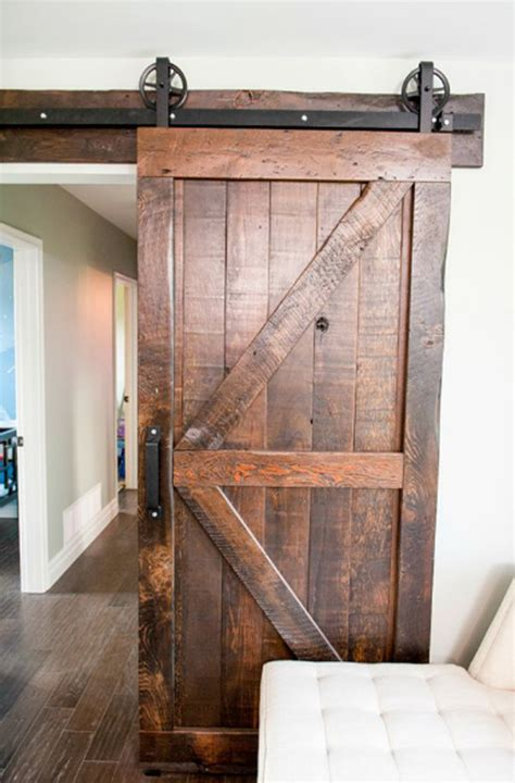 interior doors for homes 20 awesome sliding doors with rustic accent home design