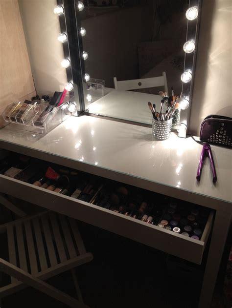 makeup vanities for bedrooms with lights bedroom vanity with lights how dazzling makeup vanities