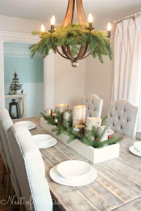 Centerpiece Ideas For Kitchen Table 25 unique christmas chandelier decor ideas on pinterest