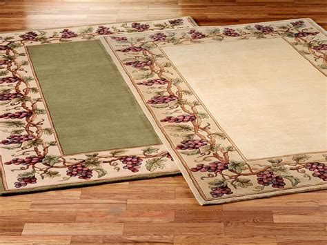 area kitchen rugs wall decor for dining area kitchen area rugs with grapes