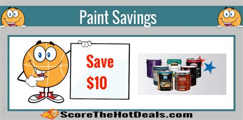 home depot memorial day paint sale rebate save on paint stain at the home depot score