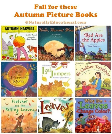 fall picture books picture books to get in the fall spirit naturally