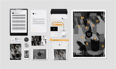 Collection of FREE Branding Templates & Mockups   JUST? Creative