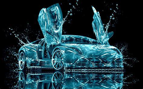 3d Hd Car Wallpapers 1080p 1920x1080 Water Wallpaper by Lamborghini Abstraite De L Eau Papier Peint Allwallpaper
