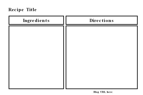 make your own recipe cards how to make your own printable recipe card beyer beware