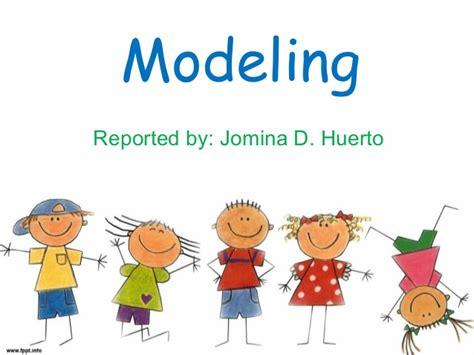 Behaviour Modification Of A Child by Modeling Behavior Modification Technique