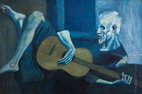picasso paintings guitar today is the day i retire my picasso guitarist