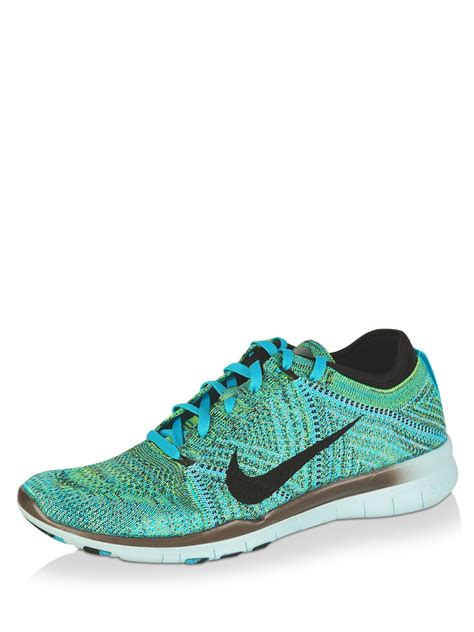 Buy Nike Free Fly Knit Trainers For S Multi