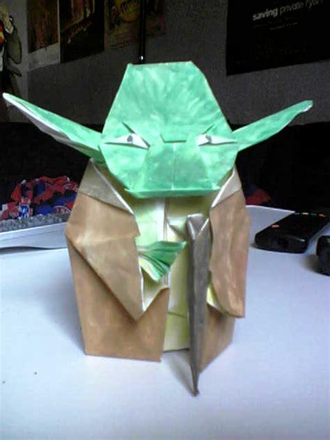 origami yoda pdf origami yoda by hikari147 on deviantart