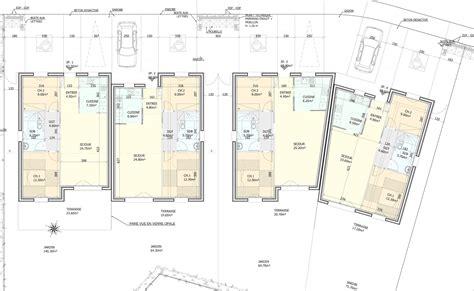 plan maison plain pied 3 chambres gratuit plan de maison simple trs avec chambre