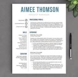 modern resume 9 sles exles format