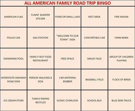 make your own picture bingo cards the gallery for gt bingo cards for