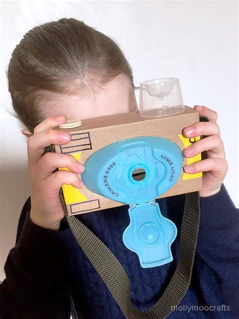 for kindergarteners to make mollymoocrafts diy cardboard