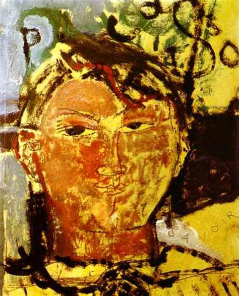picasso paintings and their names portrait of pablo picasso painting by amedo modigilani