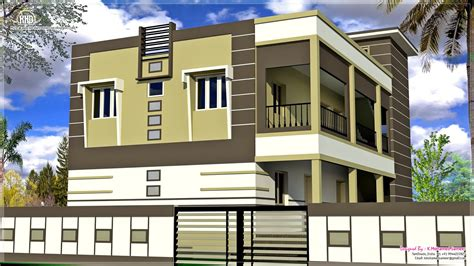 simple home design gallery 2 south indian house exterior designs home kerala plans