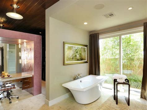 hgtv master bathroom designs a minimalist master bathroom chris johnson hgtv