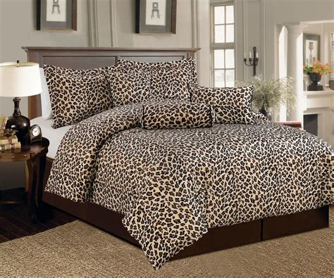 cheetah bed set cheetah print bedding sets home furniture design