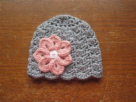 crocheting with shell stitch beanie a w sticks