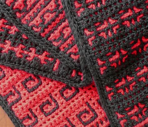 knitting guild of america 1000 images about crochet reversible afghans on