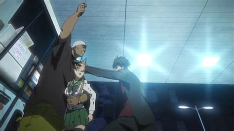 of the dead pictures episode 4 running in the dead highschool of the dead