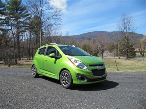 Lowest Mpg Car by 2014 Chevrolet Spark Catskill Mountains Apr 2014