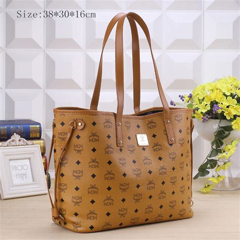cheap wholesale mcm handbags in 350447 42 50 wholesale replica mcm handbags