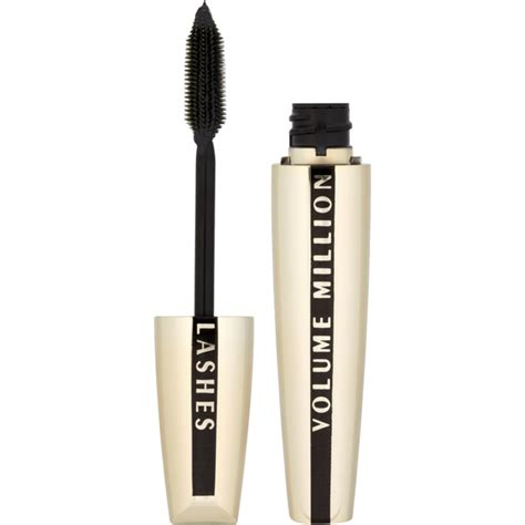 loreal mascara l or 233 al volume million lashes mascara black 9ml